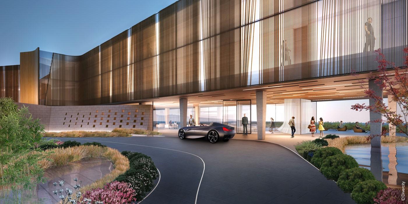 Grace kalamata hotel divercity architects for Design hotel essen