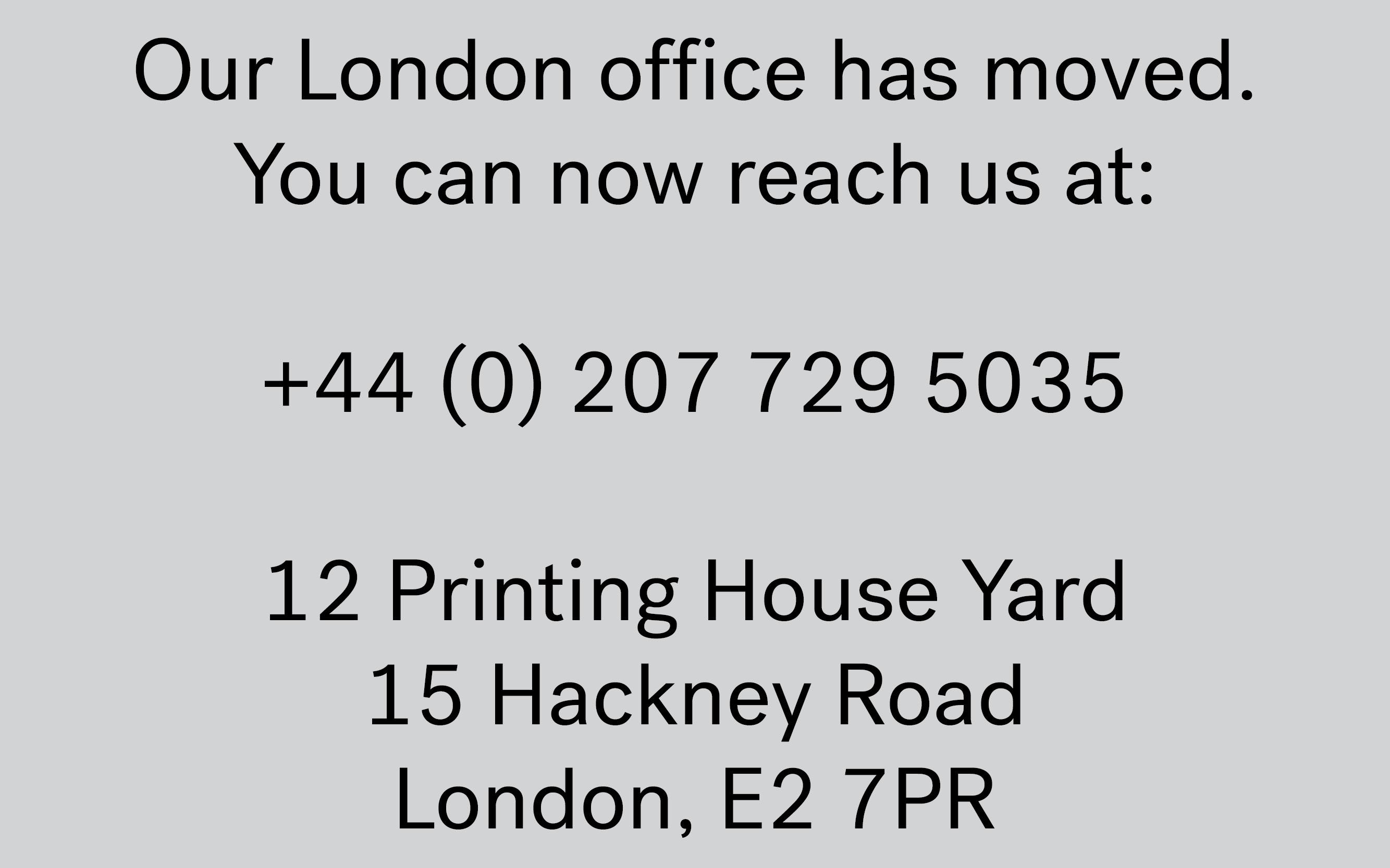 New address_20170301